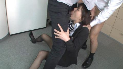 葵つかさ イラマチオ 集団強姦レイプ AV画像24