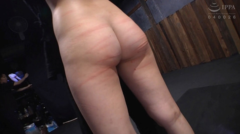 宮崎あや 残酷SM調教 一本鞭 吊られて一本鞭 拷問調教される女 63