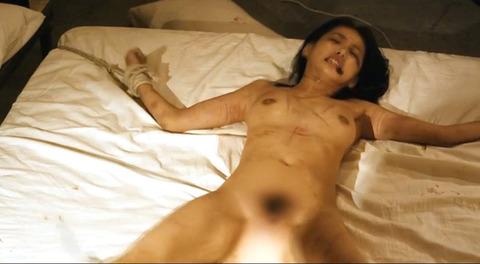 甘い鞭 間宮夕貴 裸 ヌード 監禁 性虐奴隷 エロ画像15