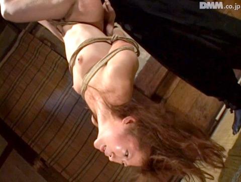 原千尋(愛咲れいら)SM拷問 逆さ吊り 調教 AV 画像 337