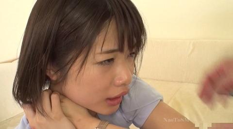 川上奈々美 鞭打たれながらビンタフェラさせれれる女の画像 31