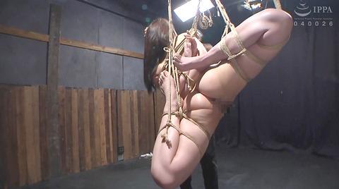 岬あずさ SM調教 SM拷問フルコースを受ける女 AVエロ画像 18