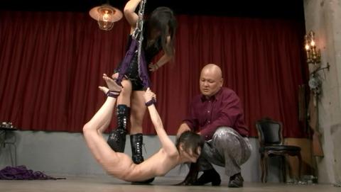 女優が可哀想 暴虐鬼畜 拷問SM 虐待調教 画像 うり15
