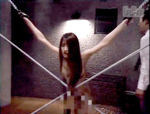 葉山美妃 残酷鞭打ち乱打 屈辱辱しめ SM調教AV画像 22