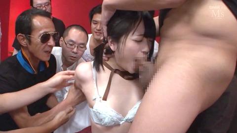 南梨央奈 集団凌辱 踏みつて雑に犯され水責め 女のエロAV画像 02