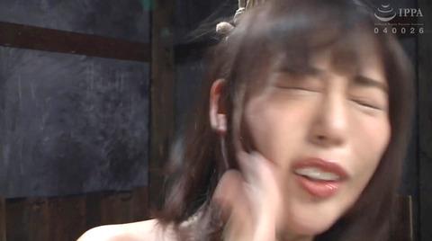 強烈ビンタ 一本鞭責め SM調教 七海ゆあ AV エロ画像 nanamiyua247