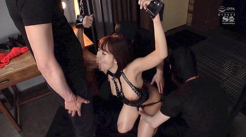 三上悠亜 BDSM 拘束されて犯される女の画像 09