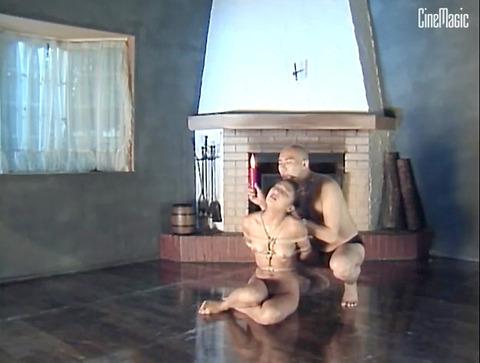 井上あんり 残虐鞭連打 逆さ吊り 水責め 拷問SMAV画像 14