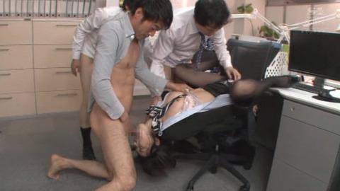 葵つかさ イラマチオ 集団強姦レイプ AV画像29