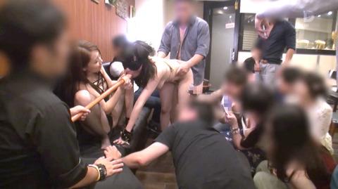 野々宮みさと 公衆姦視 公開調教 衆人姦視で性玩具女のエロ画像 46