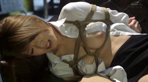 椎名そら 緊縛調教 性虐奴隷に堕ちる 画像35