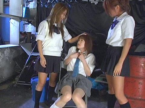 松嶋あや 集団レズレイプ レズいじめを受ける女のエロAV画像 05