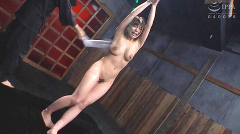 岬あずさ SM調教 SM拷問フルコースを受ける女 AVエロ画像 48