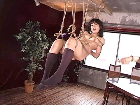 陽多まり ビンタ イラマチオ ビンタ 緊縛デンマ責め 画像 25