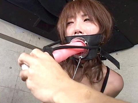 妃悠愛 首吊りSM調教 嬲られ性玩具奴隷女 AVエロ画像 55