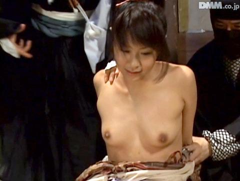 Maika 水上真理 水責め 三角すのこ責め 拷問SM AV画像01