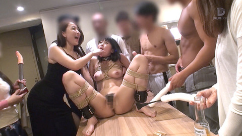 野々宮みさと 公衆姦視 公開調教 衆人姦視で性玩具女のエロ画像 31