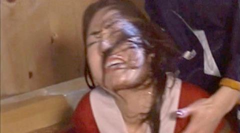 中野千夏 水責め 鞭責め 残酷SM調教される女の画像 74
