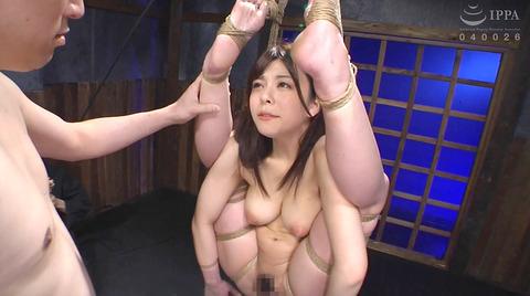 岬あずさ SM調教 SM拷問フルコースを受ける女 AVエロ画像 44