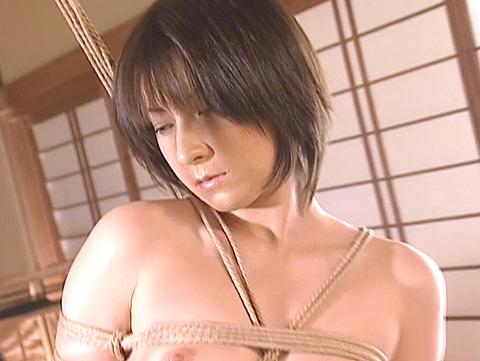 光月夜也 緊縛SM調教される女のエロ画像koudukiyaya12