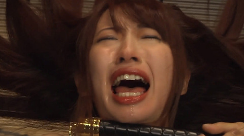 美咲結衣 M女優 一本鞭 水責め拷問 エロAV画像 WF愛と意識と忠誠とSM