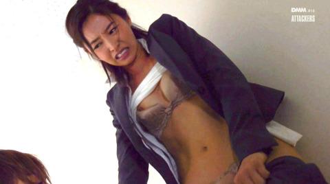 夏目彩春 身代わり強制レイプ 抵抗不能で犯される女のエロAV画像 231