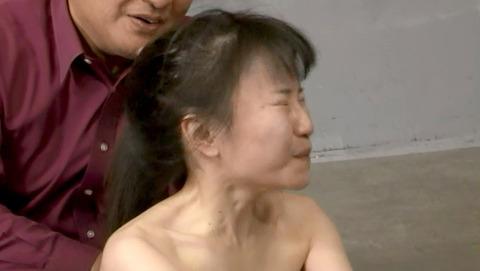 女優が可哀想 暴虐鬼畜 拷問SM 虐待調教 画像 うり26