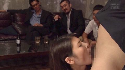 浅見せな 屈辱調教 辱めを受ける女 AV画像11