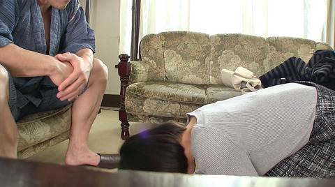 かなで自由 緊縛SM調教ビンタされて奴隷調教される女 27