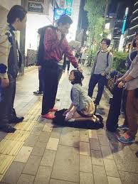 服従の土下座靴舐め M女 女優 渡辺舞 AVではありません WF 愛と意識と忠誠とSM