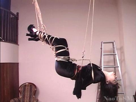 山口珠理20代 拷問緊縛でがちがちに縛られる女の画像 04
