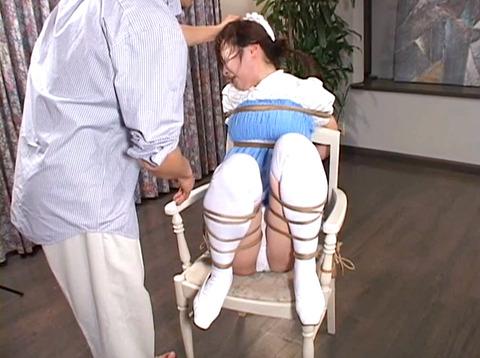 雪見ほのか 靴舐め女 逆さ吊り 鞭打ちされる女 のAV エロ 画像 61