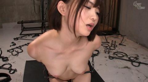 妃月るい ビンタされて乳首をつねられて虐められる女の画像116