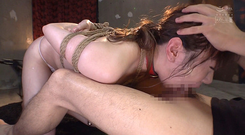 愛葉ありあ 惨め屈辱 足舐め SM命令調教される女の画像 18
