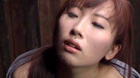 美咲結衣 SM拷問調教 苦痛の石抱正座 ビンタSM調教画像155
