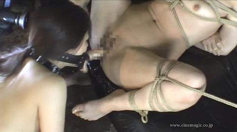 晶エリー 飯倉えりか 強制レズ 同時SM調教される女のエロ画像 66