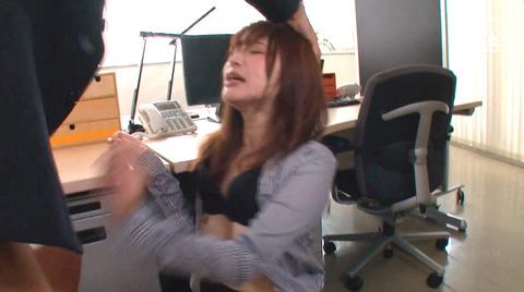 天使もえ 強引に犯されて 強制フェラさせられる女の AV画像 11
