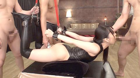 桜美ゆきな_喉奥拷問、酷いイラマチオ調教される女AVエロ画像44