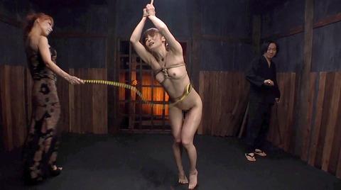 七咲楓花 樹花凜 拷問緊縛 一本鞭連打 WF愛と意識と忠誠とSM