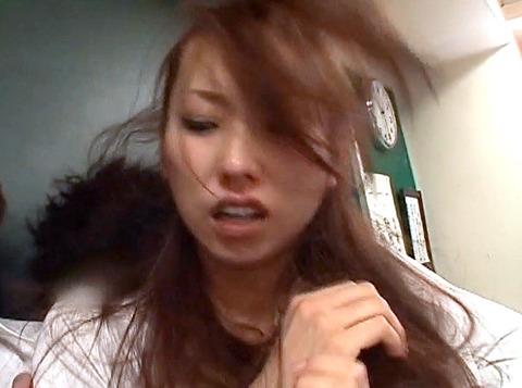 鷹宮りょう 暴虐 ビンタ 集団レイプされる女のAVエロ画像12
