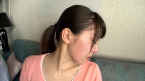 知花メイサ ビンタ されて奴隷フェラさせられる女のAVエロ画像 07
