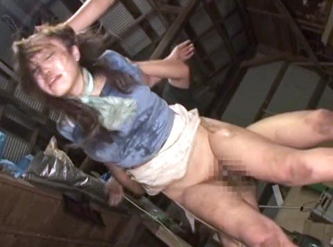 上原まみ 集団強姦 集団リンチ 集団レイプ される女 AV エロ 画像 57