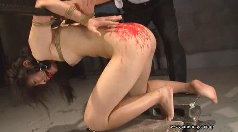 中野ありさ ハードSM拷問調教 電流責め ビンタがエロイ画像 54