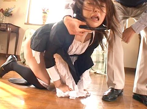 雪見ほのか 靴舐め女 逆さ吊り 鞭打ちされる女 のAV エロ 画像 39