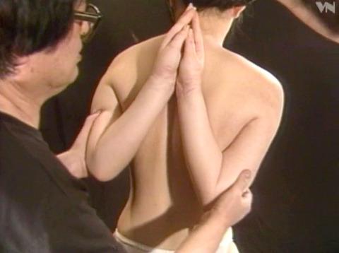 浅野由美 SM調教 拷問緊縛 縄で締め上げられる女の AVエロ画像 02