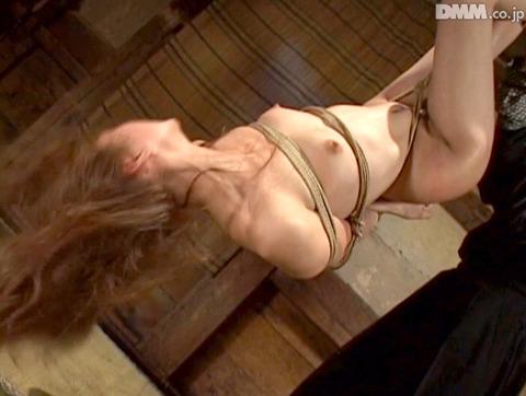 原千尋(愛咲れいら)SM拷問 逆さ吊り 調教 AV 画像 338