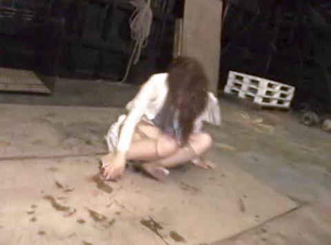武田沙樹 暴行 リンチ 集団強姦レイプされる女 AVエロビデオ 画像 37