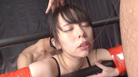 桜美ゆきな_喉奥拷問、酷いイラマチオ調教される女AVエロ画像30