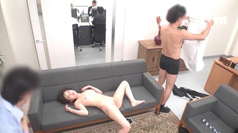 九重かんな サークルレイプ 集団強姦 性奴隷 犯される女の AV画像 49