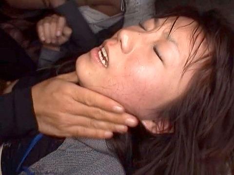 宇野伊織 陽向さつき マジ 本物レイプ 集団強姦 AVエロ画像 48